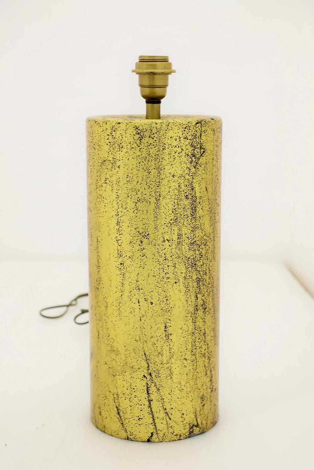 Lemon Roll Lamp