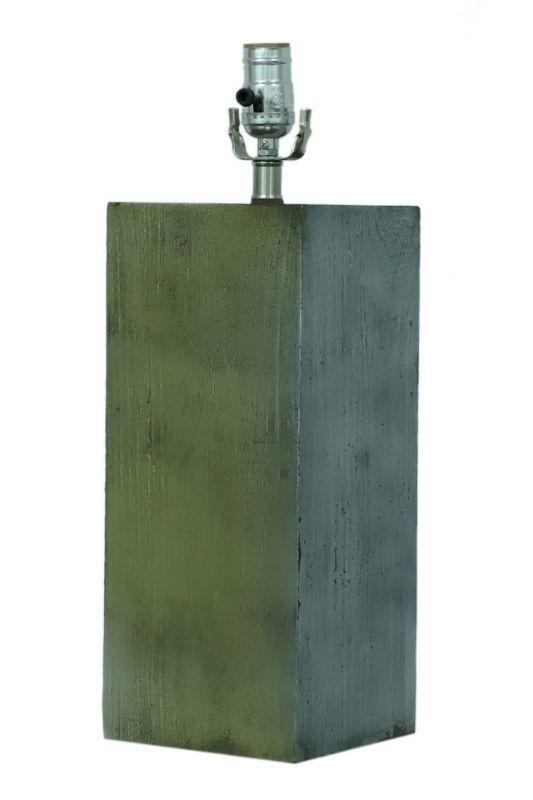 Eccentric Cuboid Table Lamp