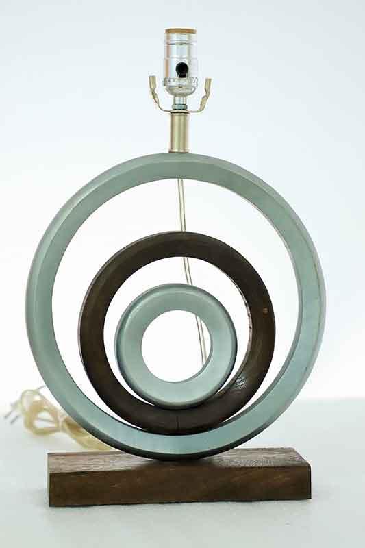 Intra Circular Table Lamp