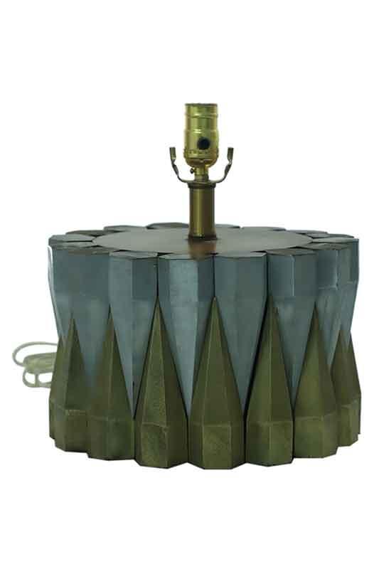 Unique Drum Table Lamp